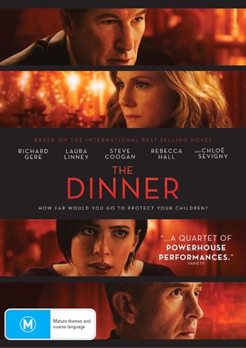 Dinner, The | DVD