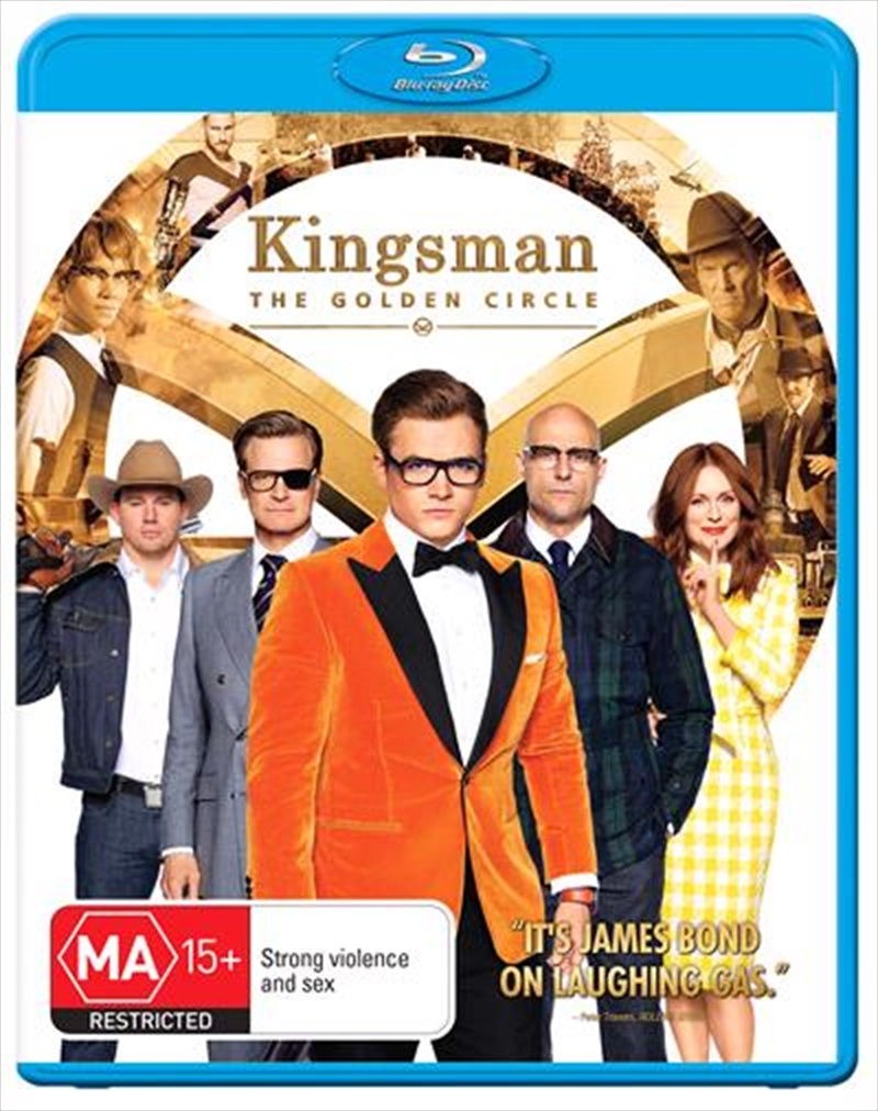 Kingsman - The Golden Circle | Blu-ray