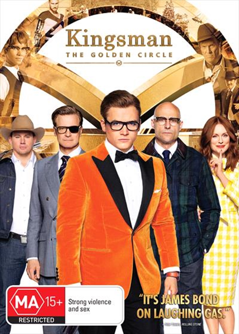 Kingsman - The Golden Circle | DVD