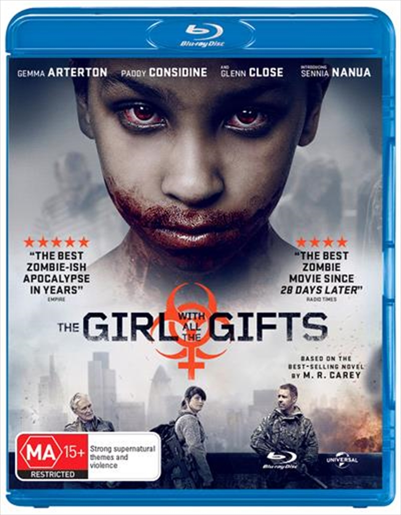 Girl With All The Gifts, The | Blu-ray