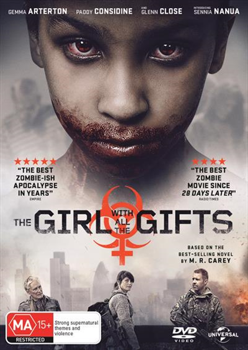 Girl With All The Gifts, The | DVD