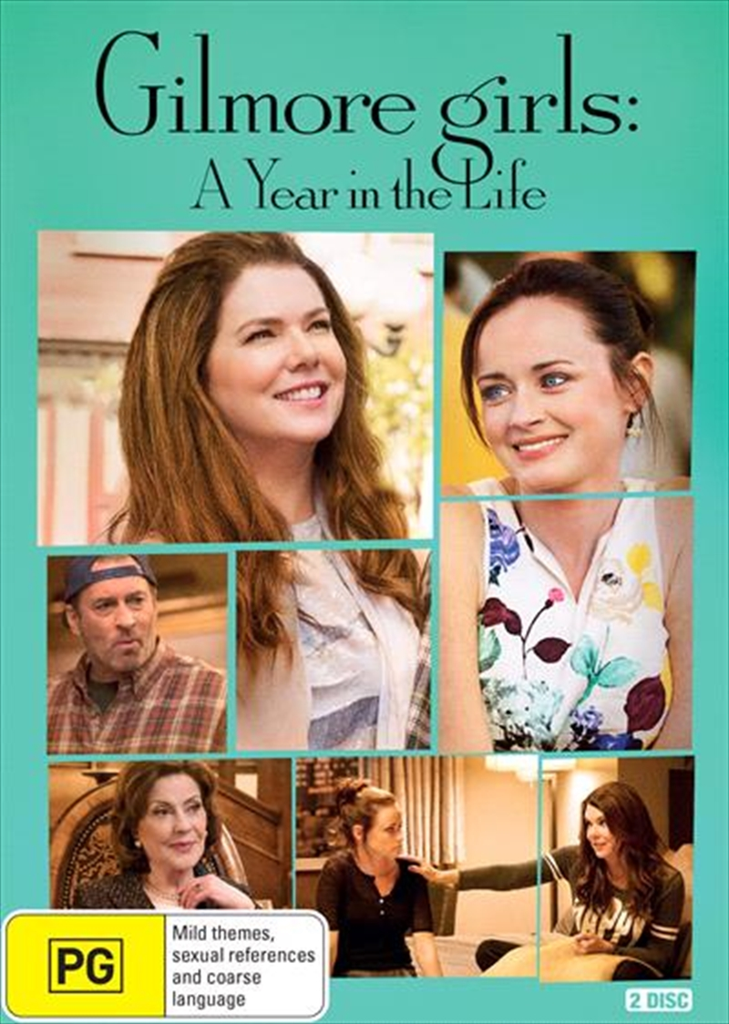Gilmore Girls - A Year In The Life | DVD