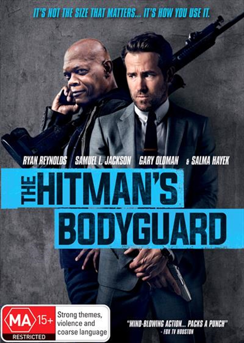 Hitman's Bodyguard, The | DVD