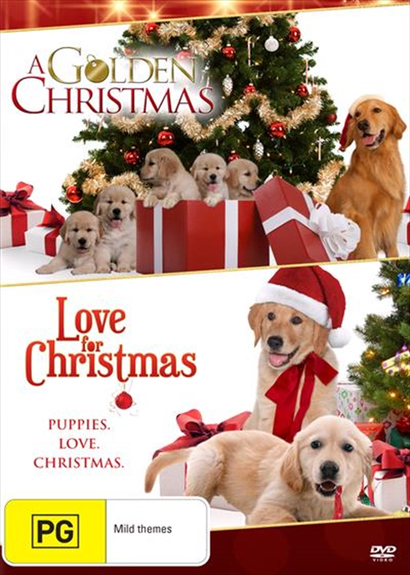 A Golden Christmas / Love For Christmas | DVD