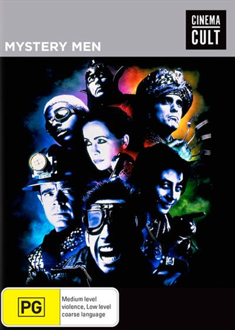 Mystery Men   DVD