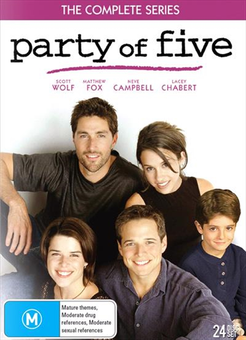 Party Of Five | Series Collection | DVD