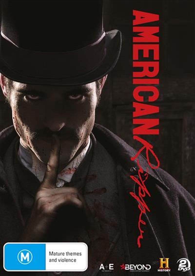 American Ripper Season 1 Complete Download 480p