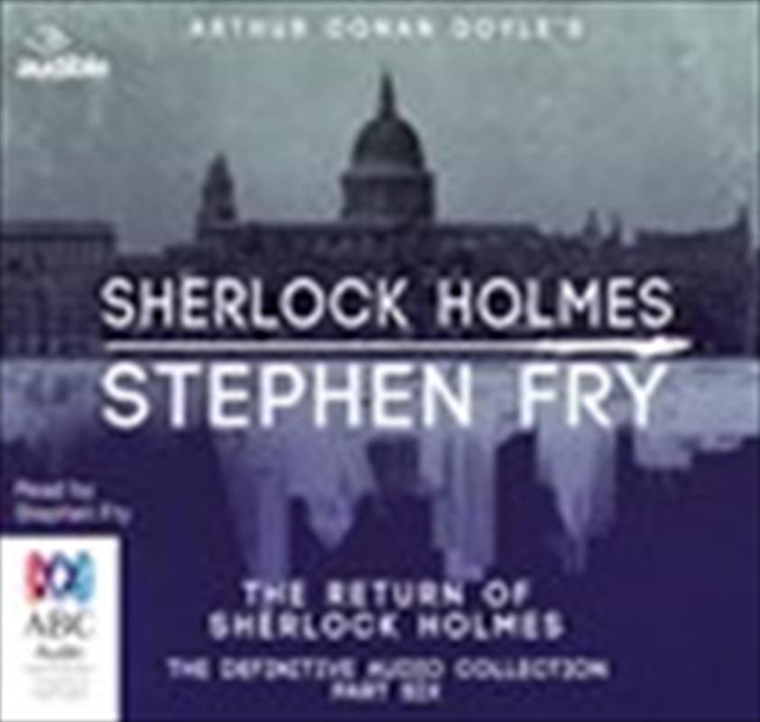 Return Of Sherlock Holmes | Audio Book