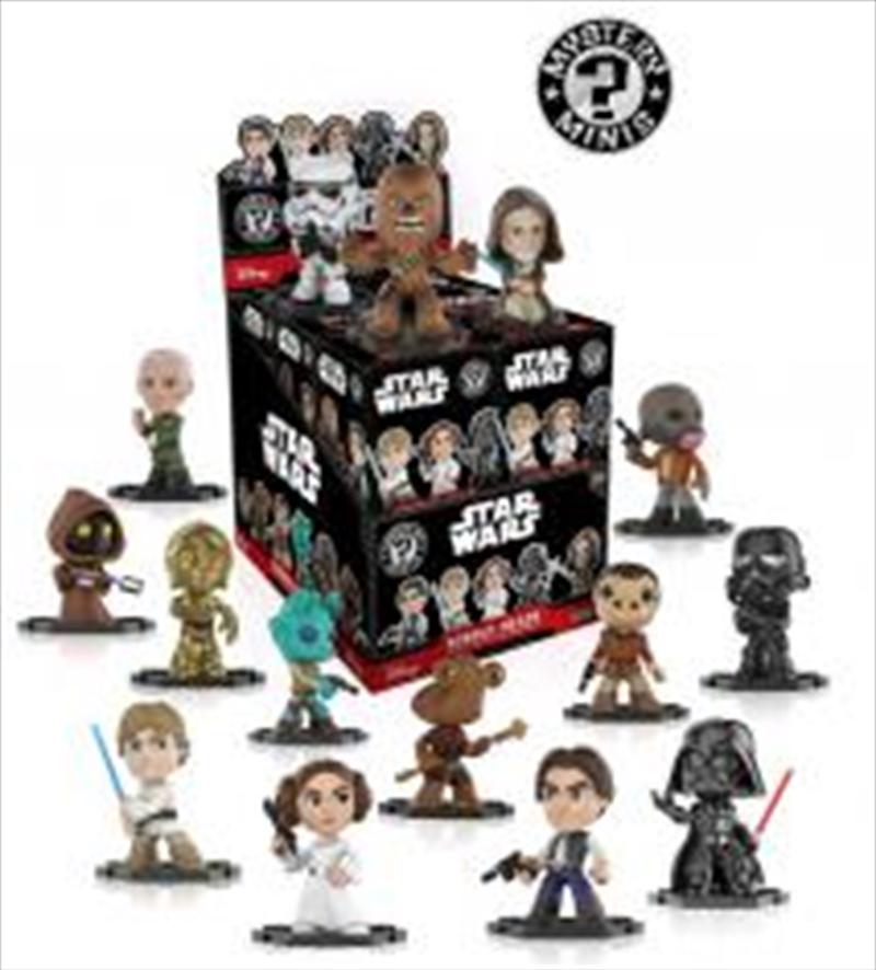 Star Wars  Mystery Minis Blind Box | Merchandise