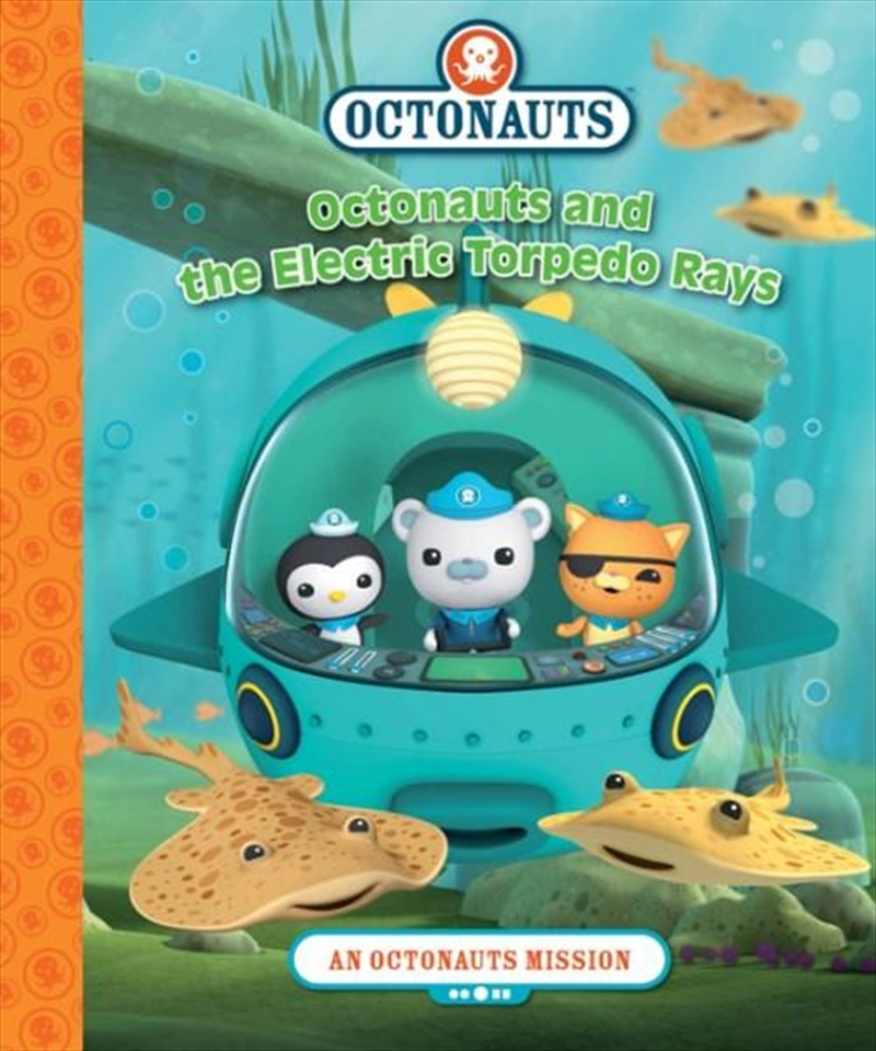 Octonauts And The Electric Tor | Board Book