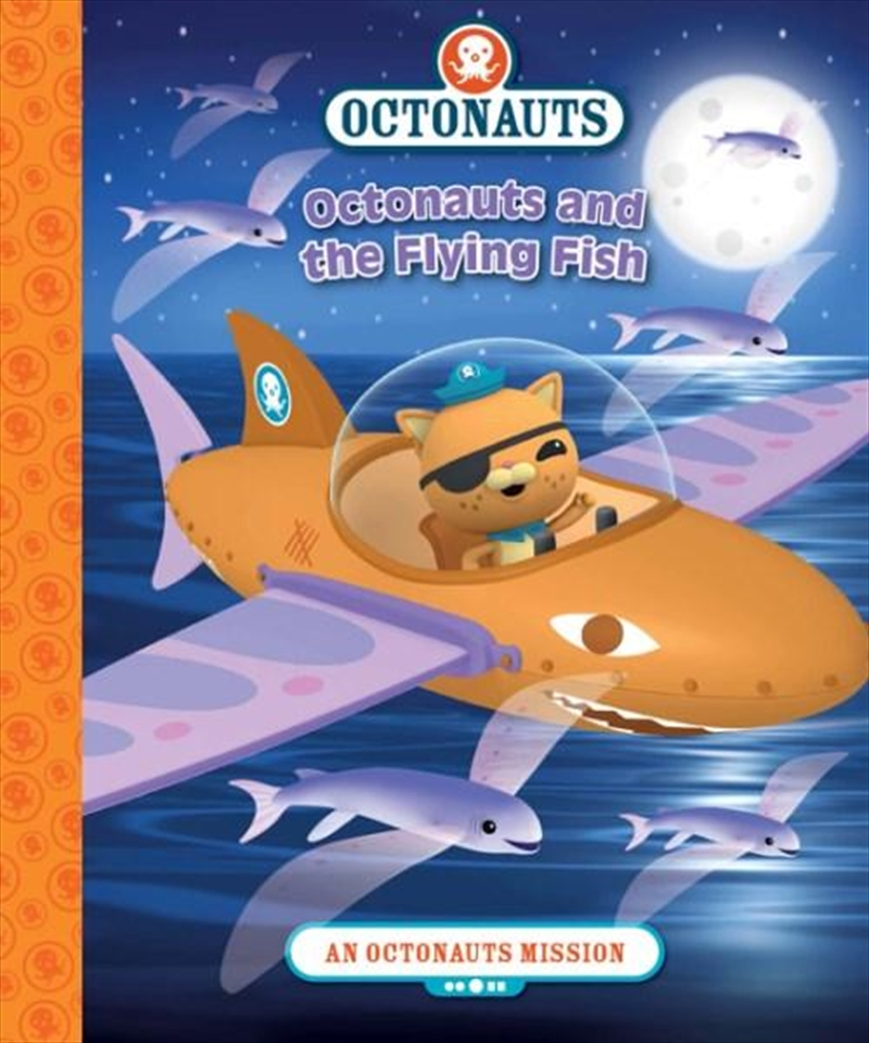 Octonauts And The Flying Fish | Board Book