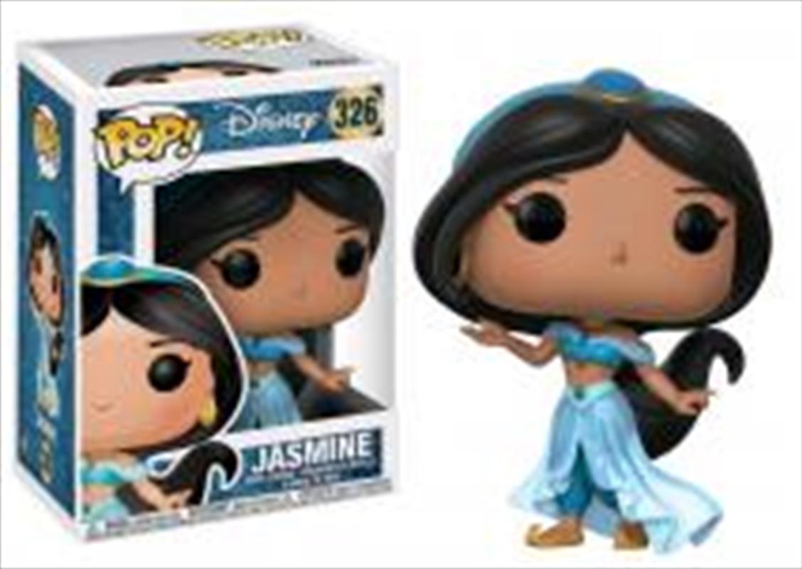 Jasmine V2 | Pop Vinyl