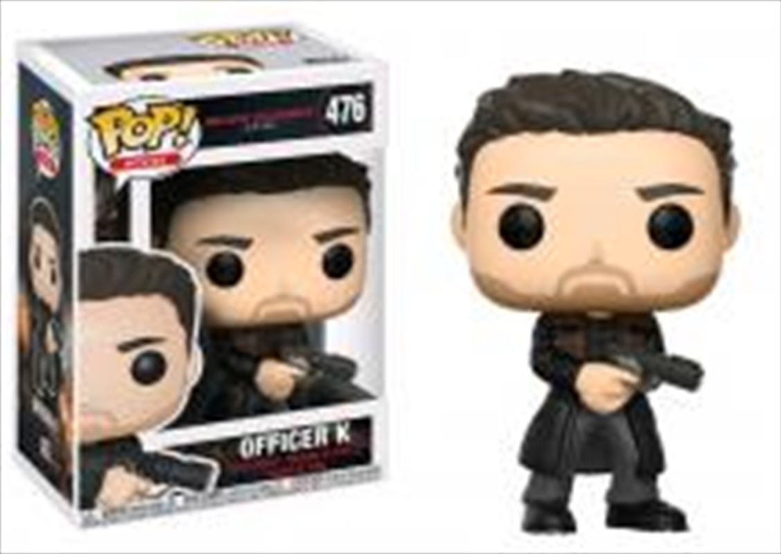 Officer K | Pop Vinyl
