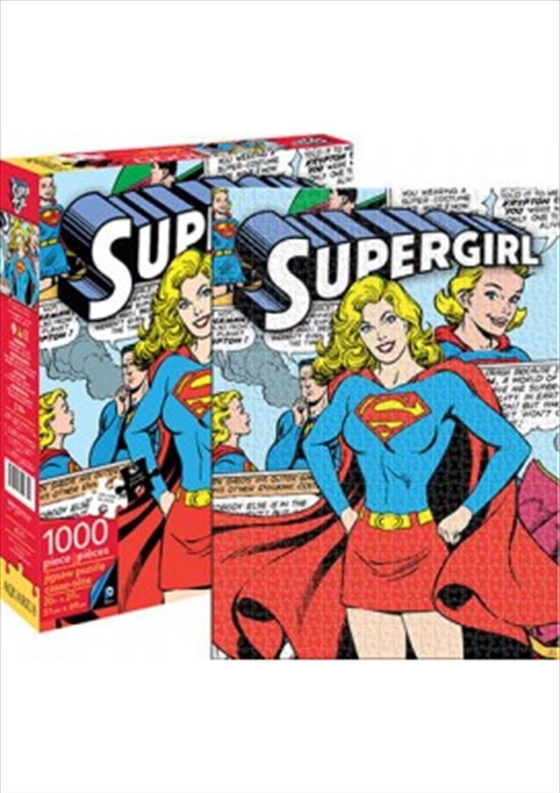 DC Comics Supergirl 1000pcs | Merchandise