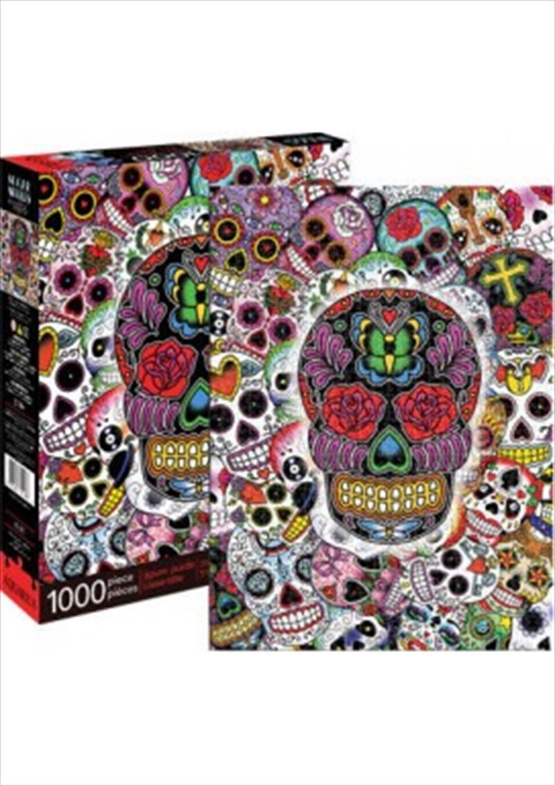 Sugar Skull 1000pcs   Merchandise