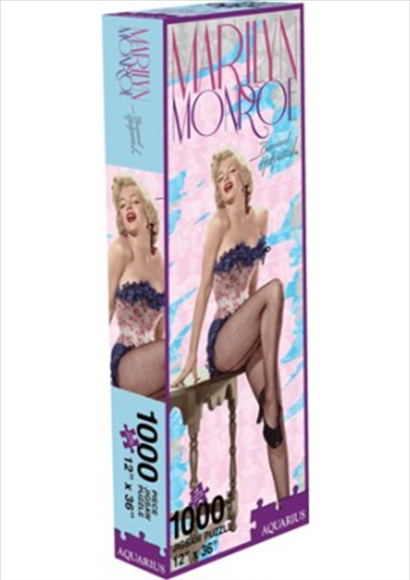 Marilyn Monroe Water Colour 1000pc Puzzle | Merchandise