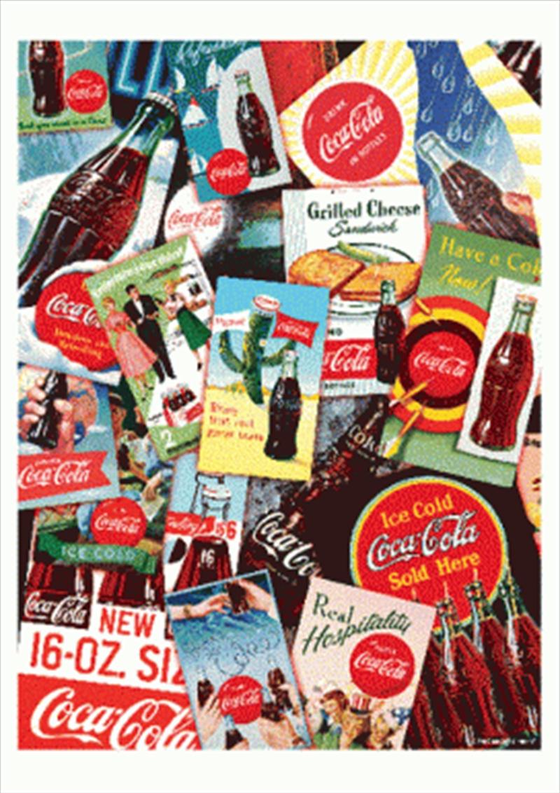 Coca-Cola 3D Lenticular 500pcs   Merchandise