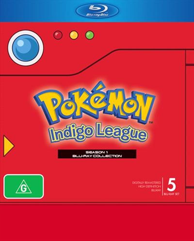 Pokemon - Season 1 | Blu-ray