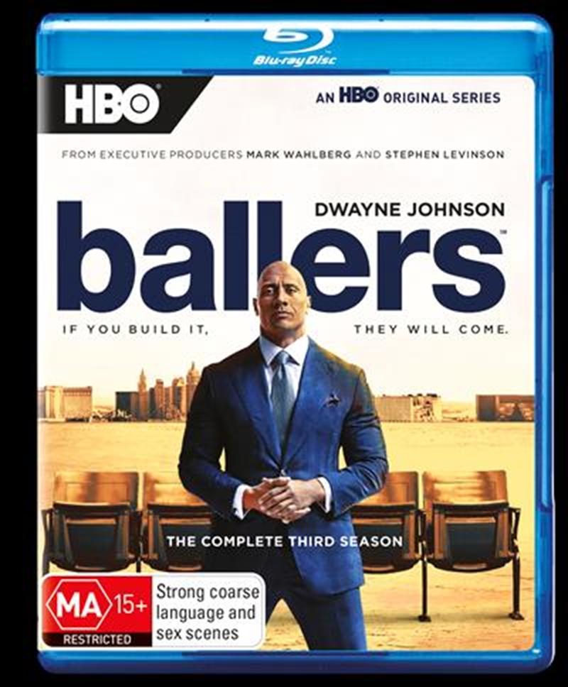 Ballers - Season 3 | Blu-ray