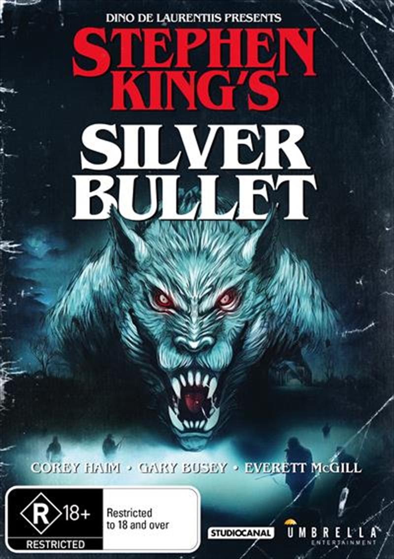 Stephen King's Silver Bullet | DVD