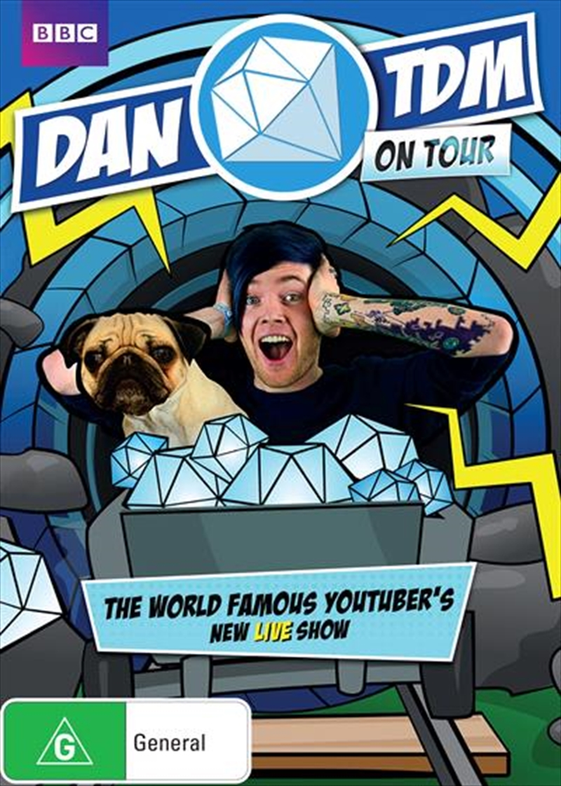Dan TDM On Tour | DVD