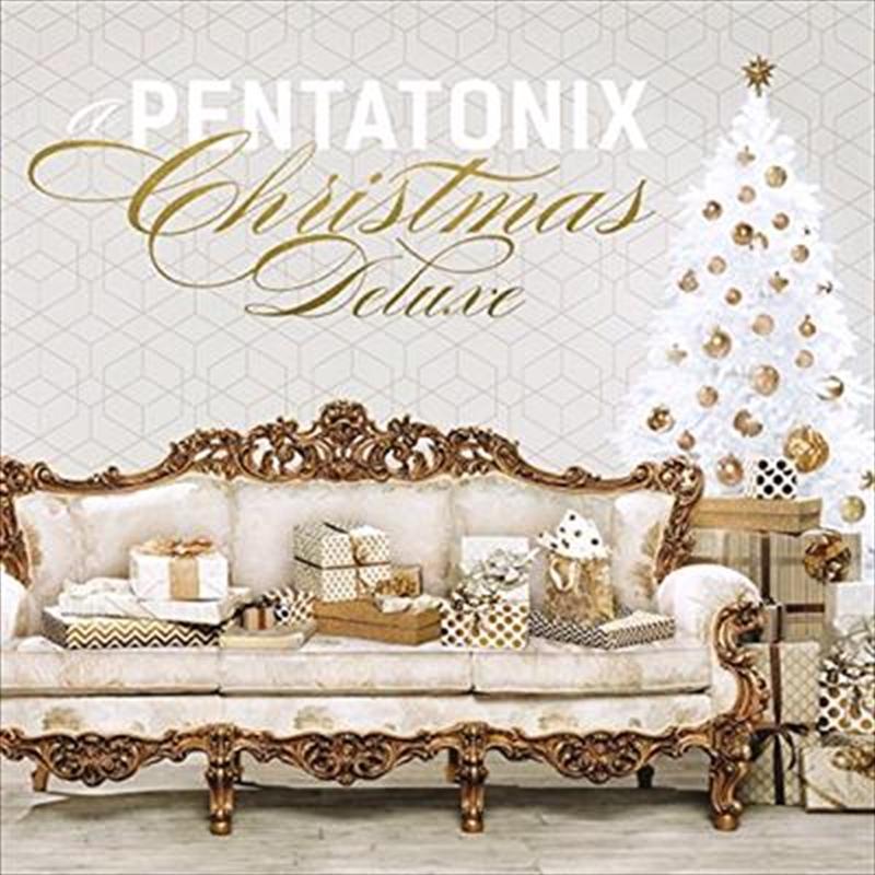 A Pentatonix Christmas Deluxe | Vinyl