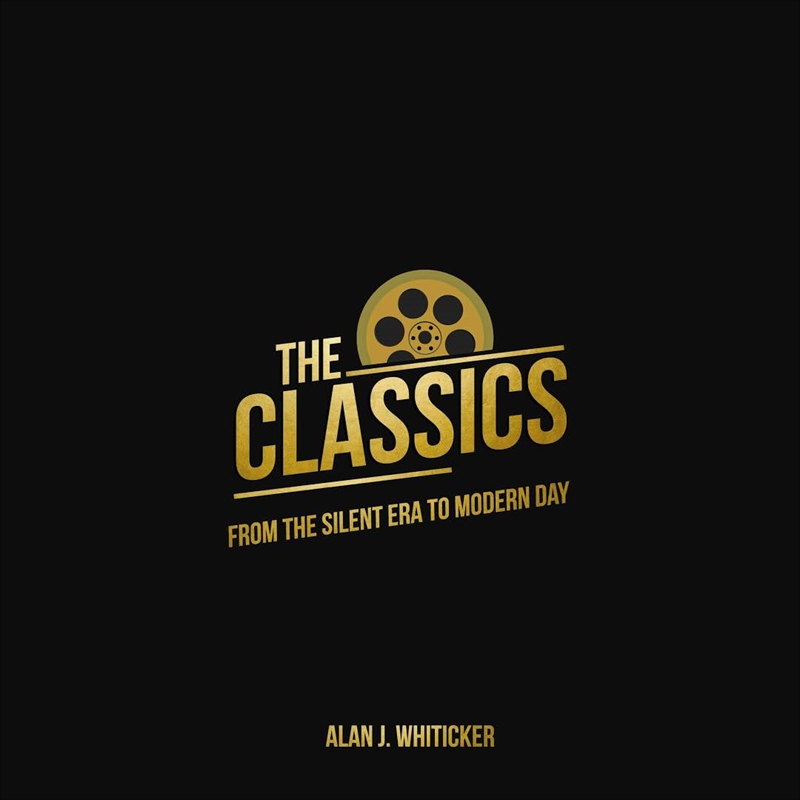 Classics:  From the Silent Era to the Modern Day | Hardback Book