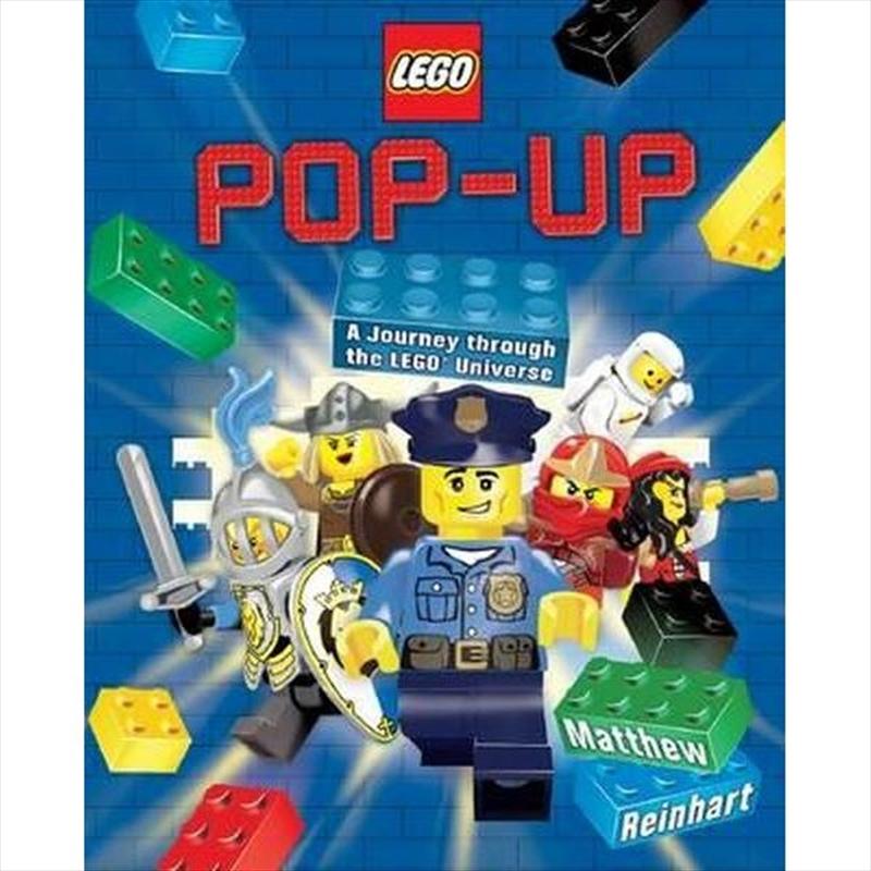Lego Pop-Up | Hardback Book