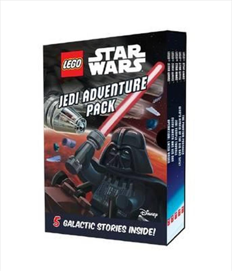 LEGO Star Wars: Jedi Adventure Pack (5 HB Box Set) | Hardback Book