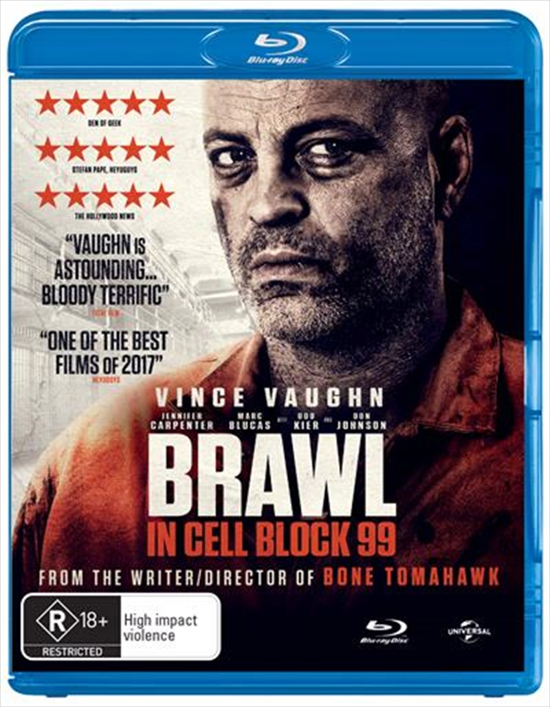 Brawl In Cell Block 99 | Blu-ray