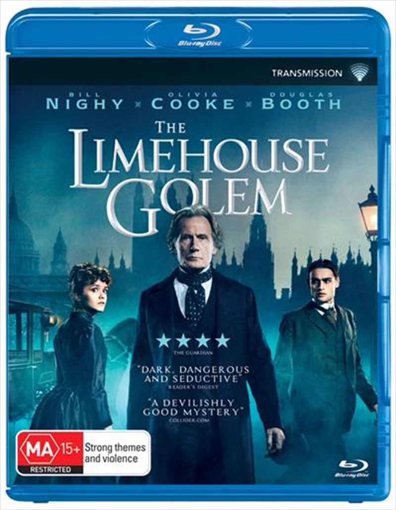 Limehouse Golem, The | Blu-ray