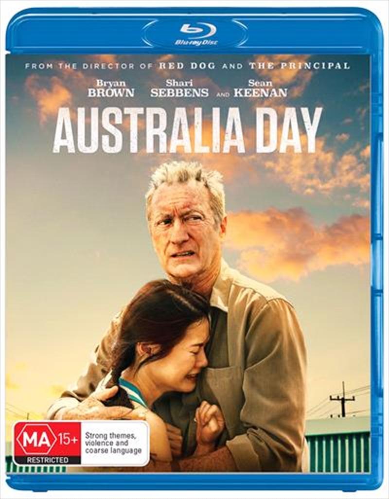 Australia Day   Blu-ray