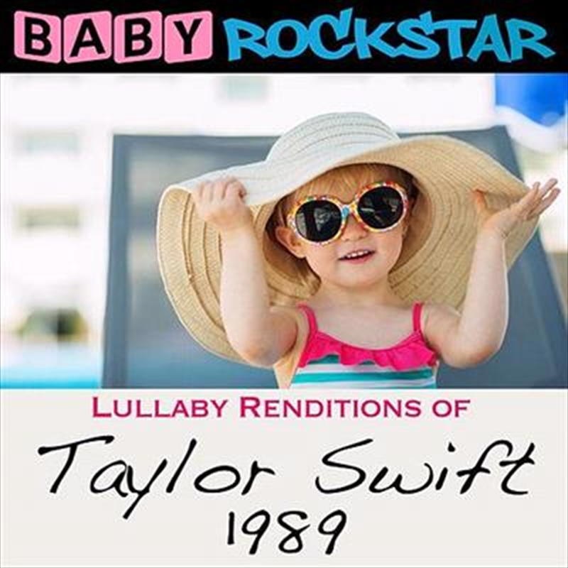 Lullaby Renditions Of Taylor Swift- 1989   CD