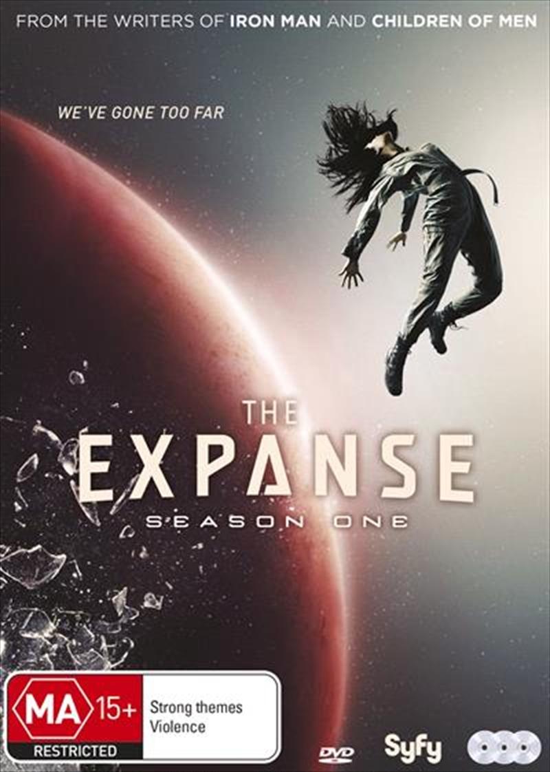 Expanse - Season 1, The | DVD