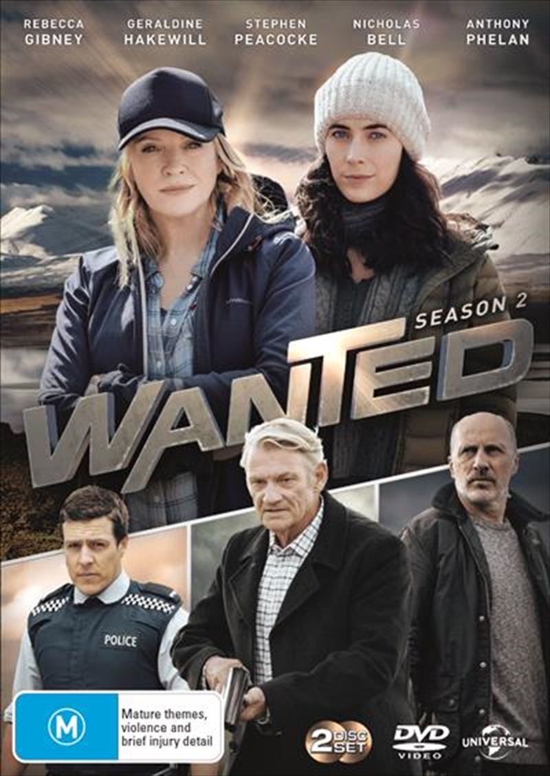 Wanted - Season 2 | DVD