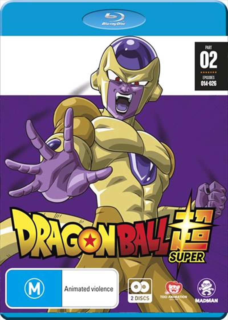 Dragon Ball Super - Part 2 | Blu-ray