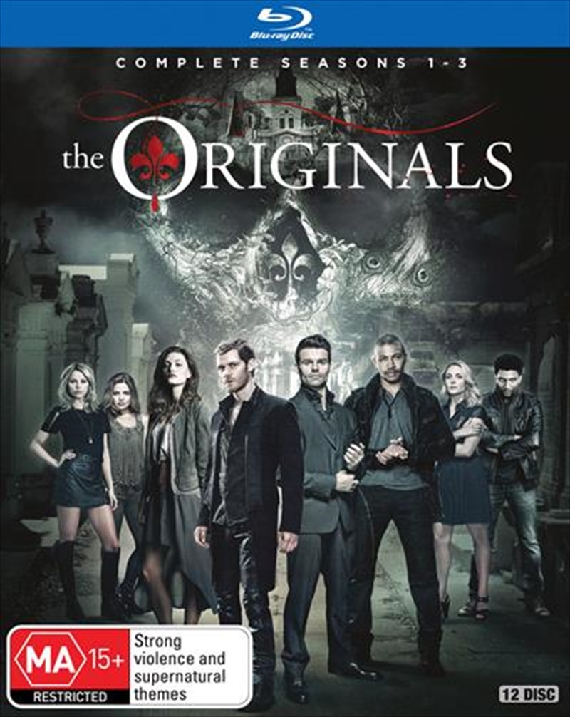 Originals - Season 1-3 | Boxset, The | Blu-ray