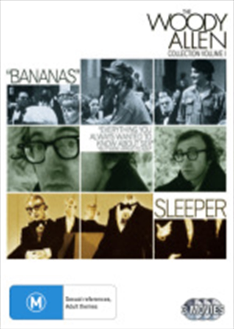 Buy Woody Allen Collection: Vol 1 on DVD | On Sale Now ...