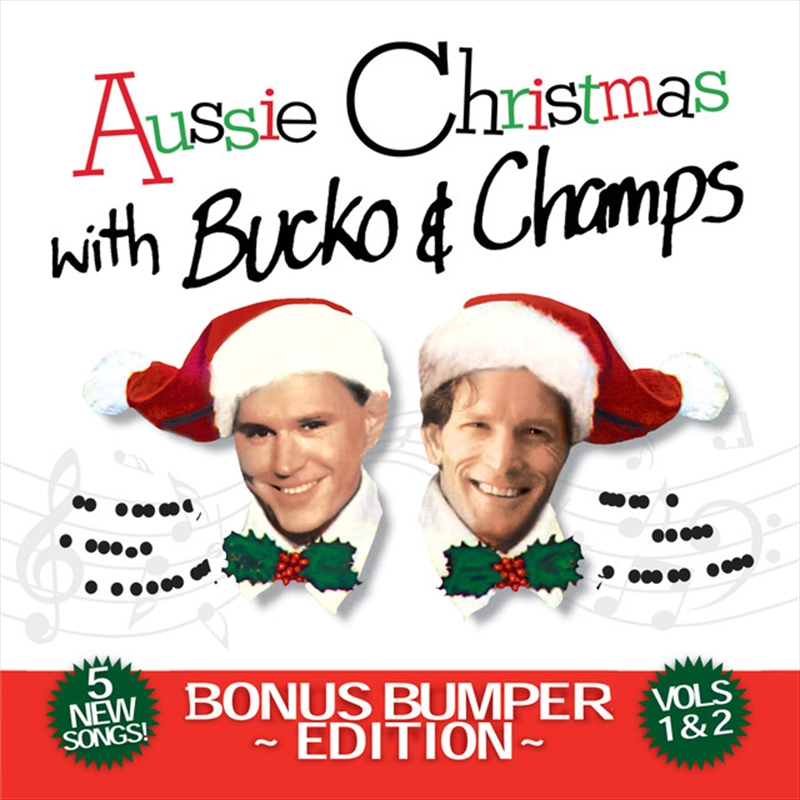 Aussie Christmas With Bucko & Champs | CD
