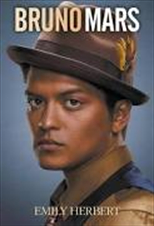 Bruno Mars | Paperback Book