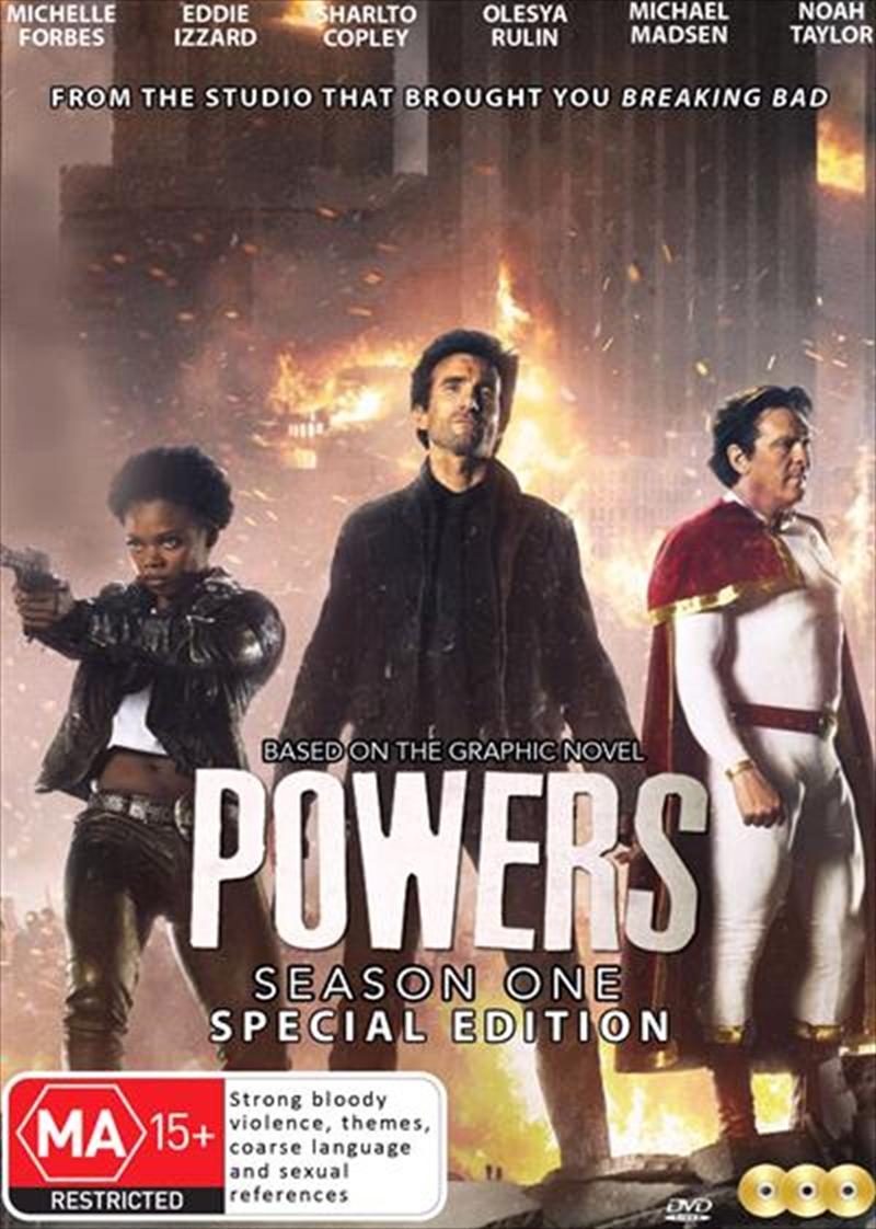 Powers - Season 1 | DVD