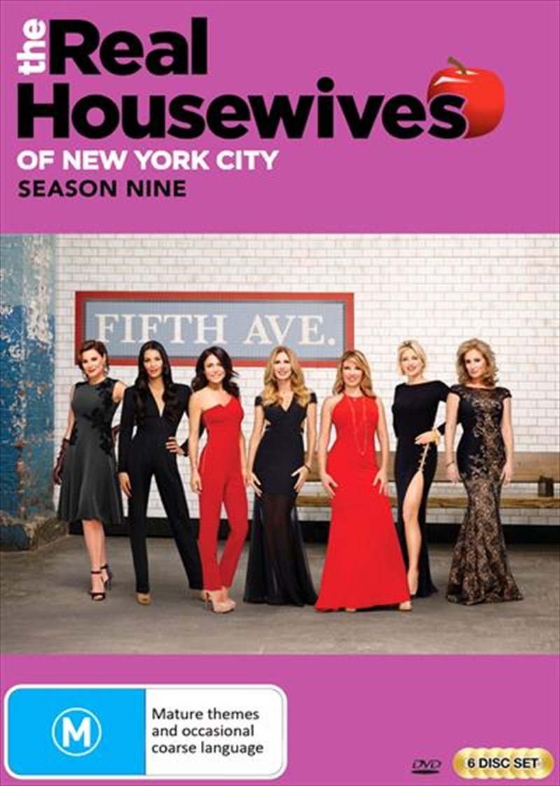 Buy Real Housewives Of New York City Season 9 On Dvd