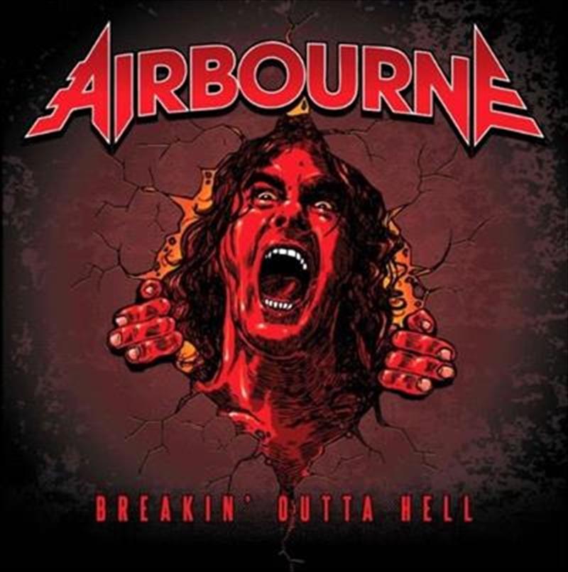 Breakin' Outta Hell   CD