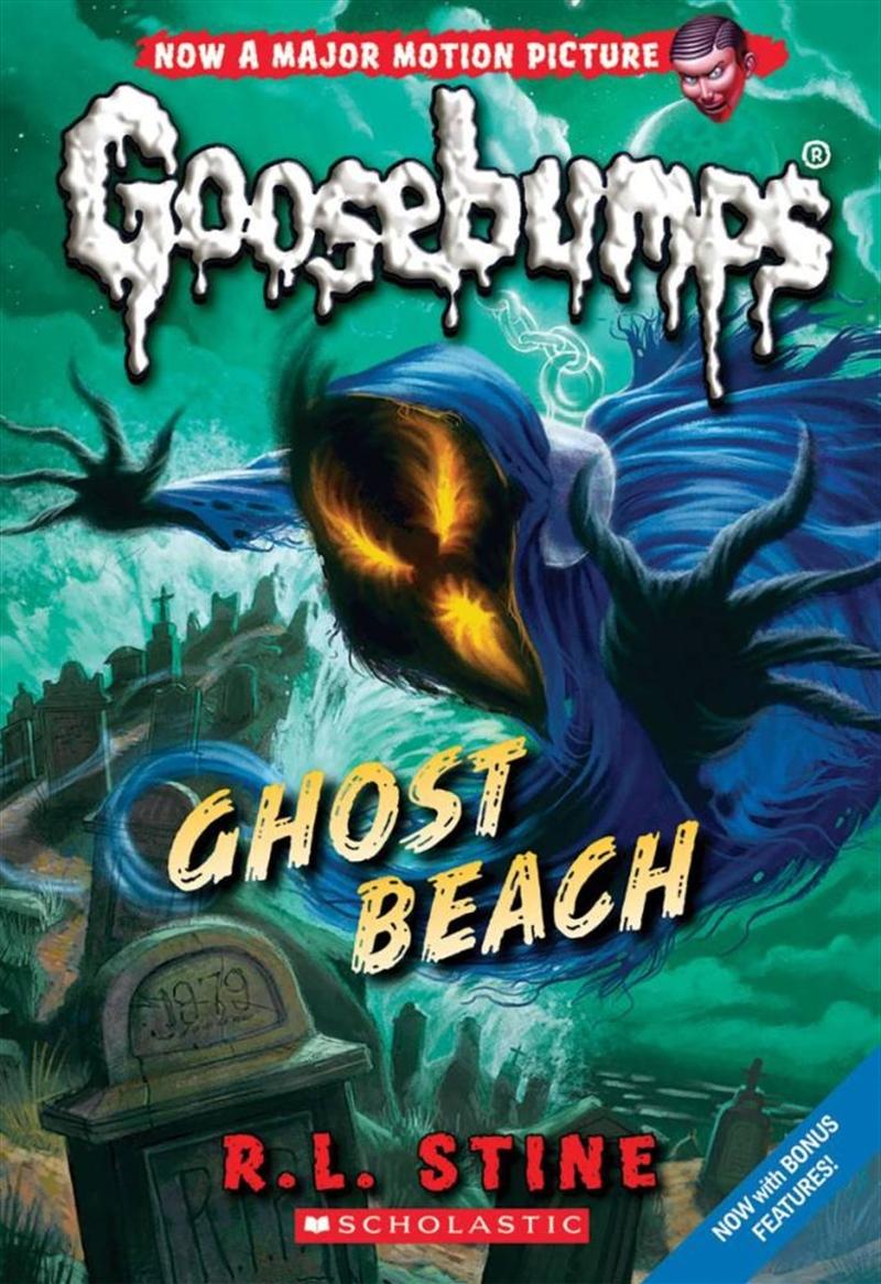 Goosebumps Classic: #15 Ghost Beach | Paperback Book