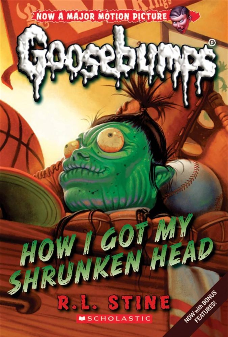 Goosebumps Classic: #10 How I Got My Shrunken Head | Paperback Book