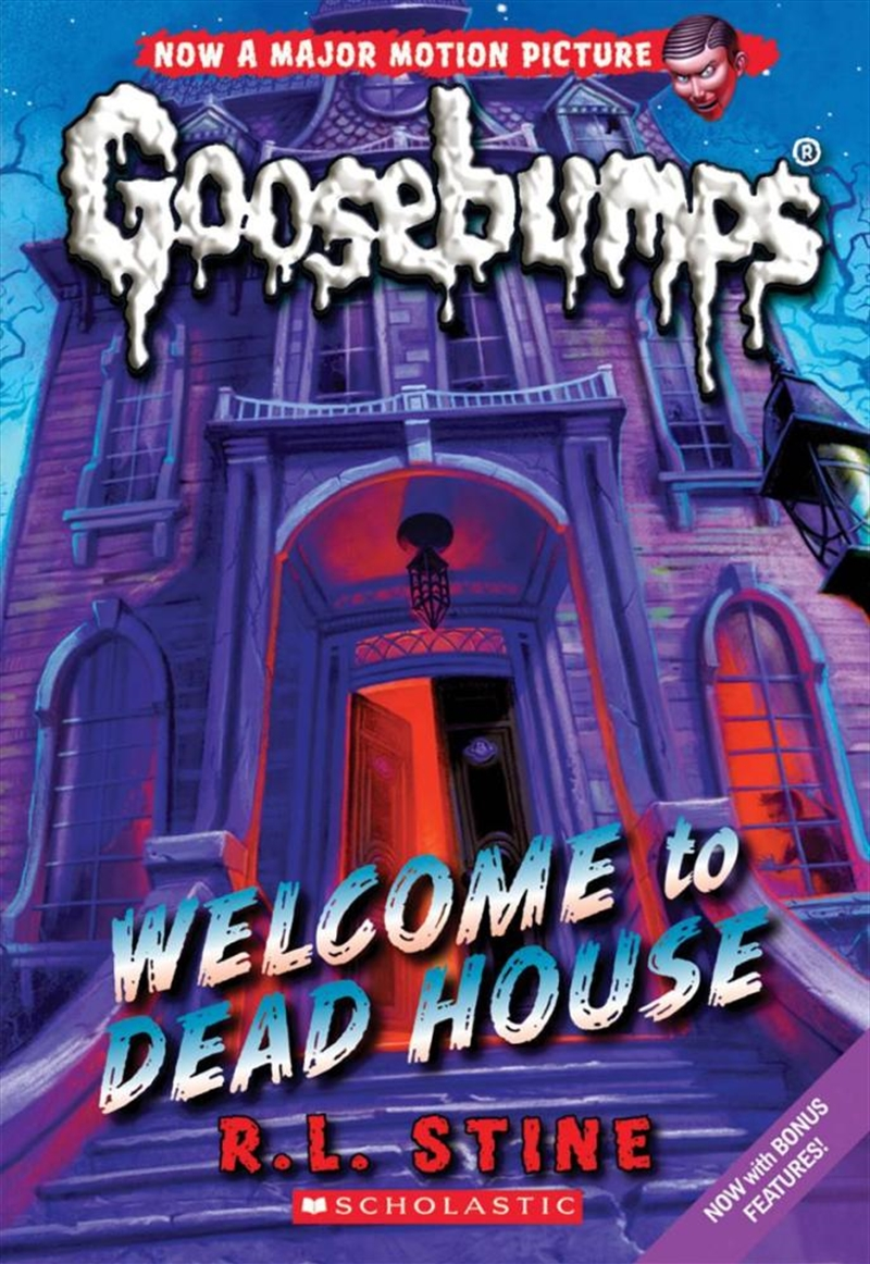 Goosebumps Classic: #13 Welcome to Dead House | Paperback Book