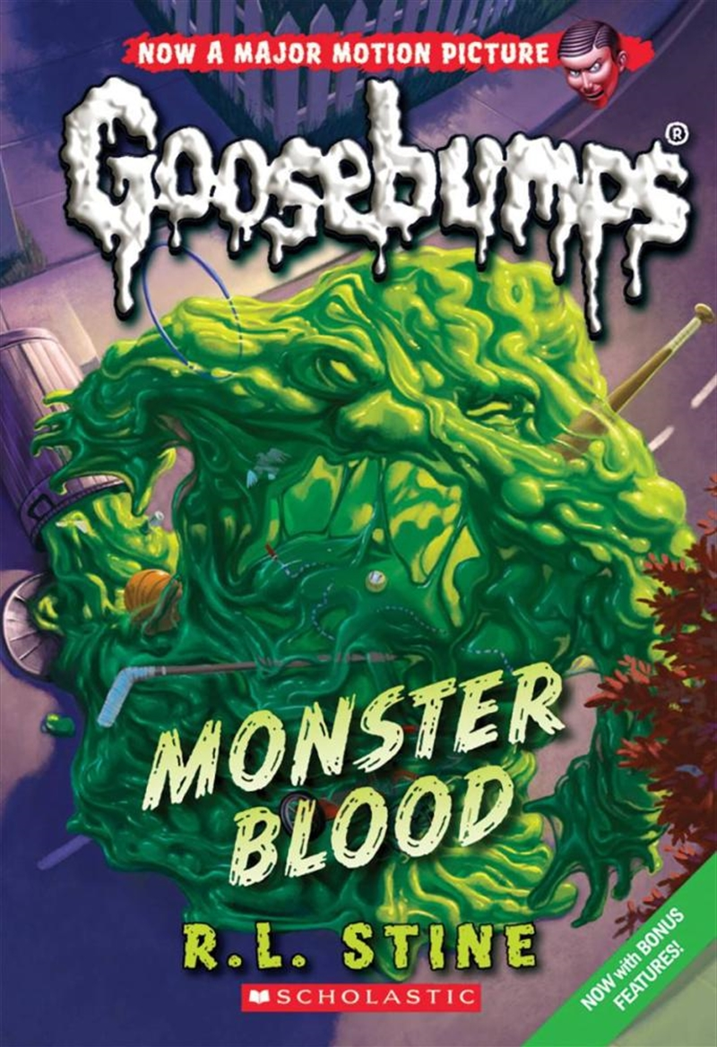 Goosebumps Classic: #3 Monster Blood | Paperback Book