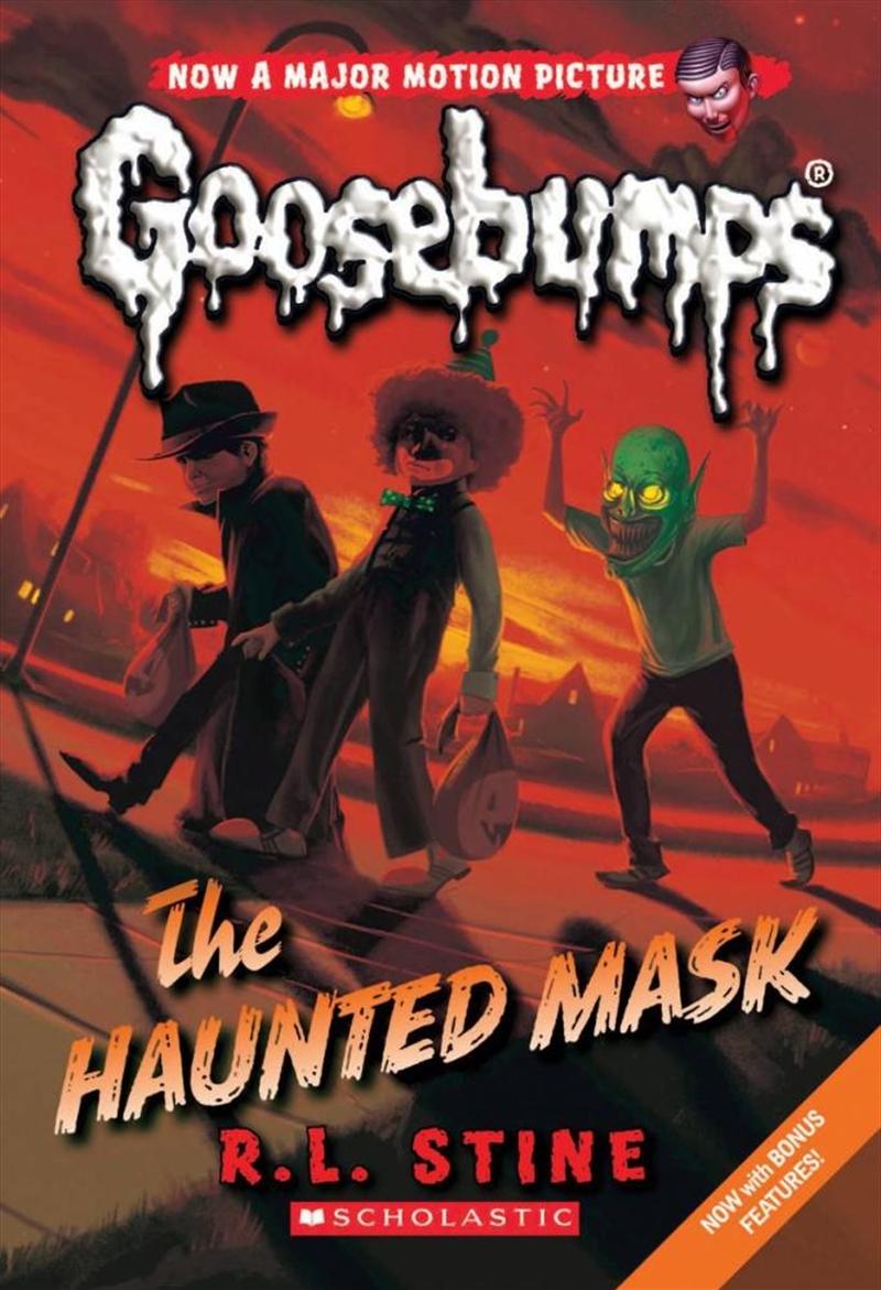 Goosebumps Classic: #4 Haunted Mask | Paperback Book