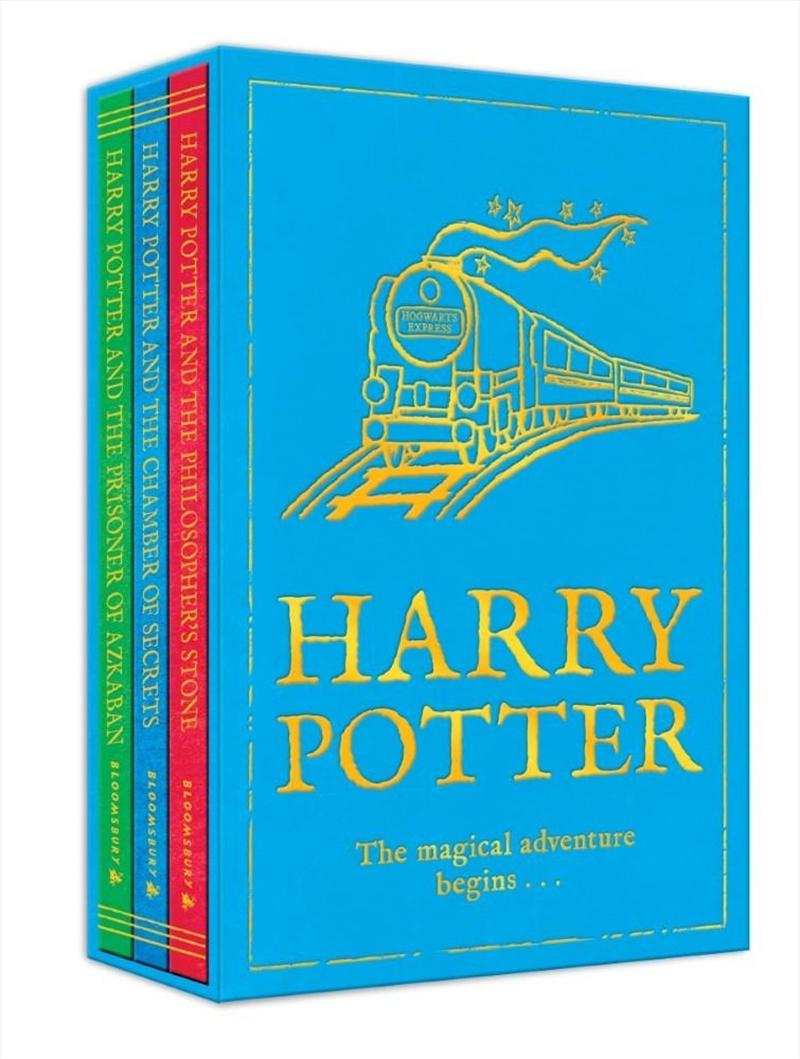 Harry Potter 1-3 Boxed Set The Magi   Paperback Book