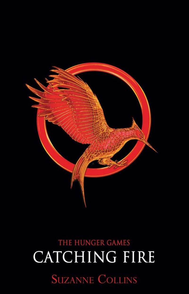 a review of catching fire by suzanne collins Find great deals for the hunger games: catching fire 2 by suzanne collins (2009, hardcover) shop with confidence on ebay.